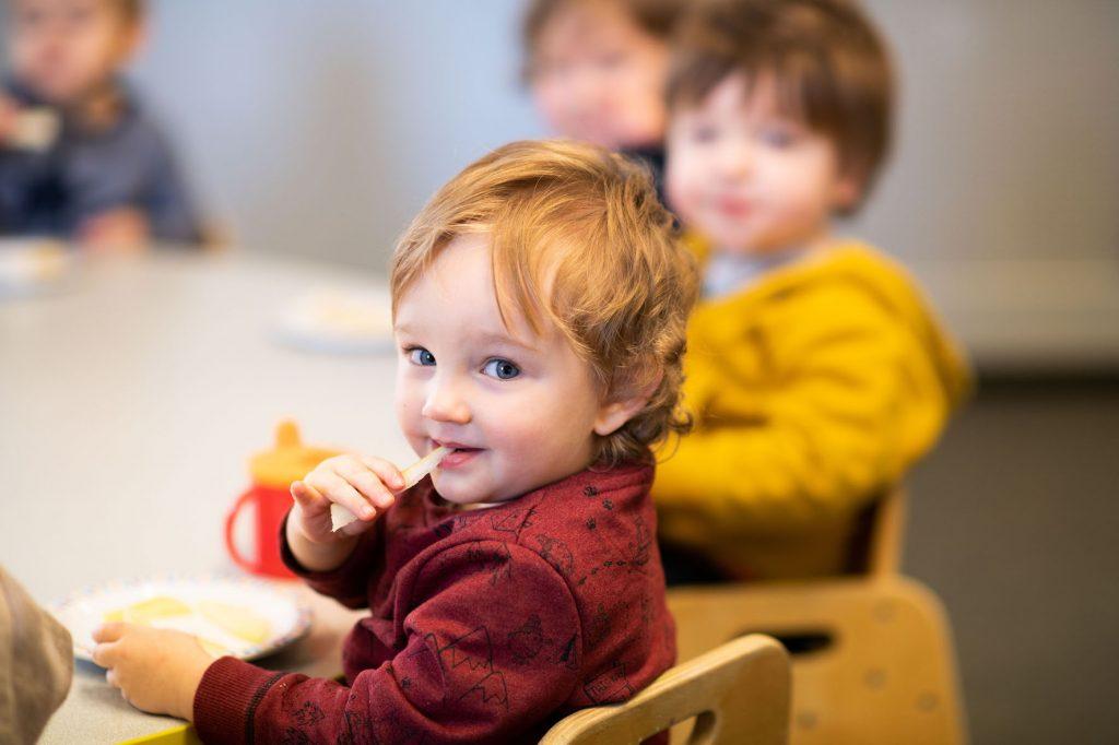 Healthy Meals in Children's Day Nursery in Exeter